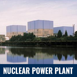Nuclear Events - Photo: Brunswick Nuclear Plant. Click to learn more about nuclear events.